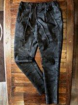 MMMM : Hyper Stretch Jogger Pants (black camo)