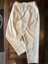 Betty Smith Men's : Easy Wide Denim-Pants (off white)