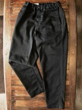 Betty Smith Men's : Easy Wide Chino-Pants (black)