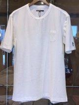 hanakazari : Chibi Pocket S/S-Tee (white)