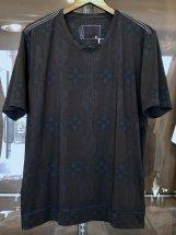 Four Seasons Garage : Batik Print Over-dyed S/S-T