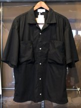 UNIVERSAL STYLE WEAR : Fatigue S/S Shirts (black)