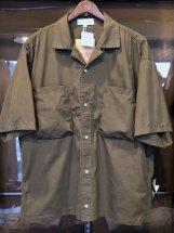 UNIVERSAL STYLE WEAR : Fatigue S/S Shirts (khaki)