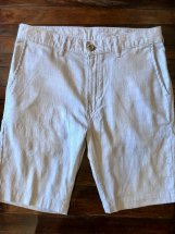Betty Smith Men's : Vanilan Stretch Short Pants (l.grey)