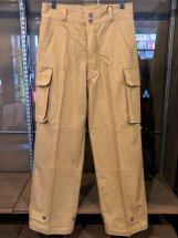 HOUSTON : French Army M-47 Pants (khaki)