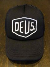Deus Ex Machina : Baylands Trucker (black/white)