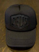 Deus Ex Machina : Baylands Trucker (black)