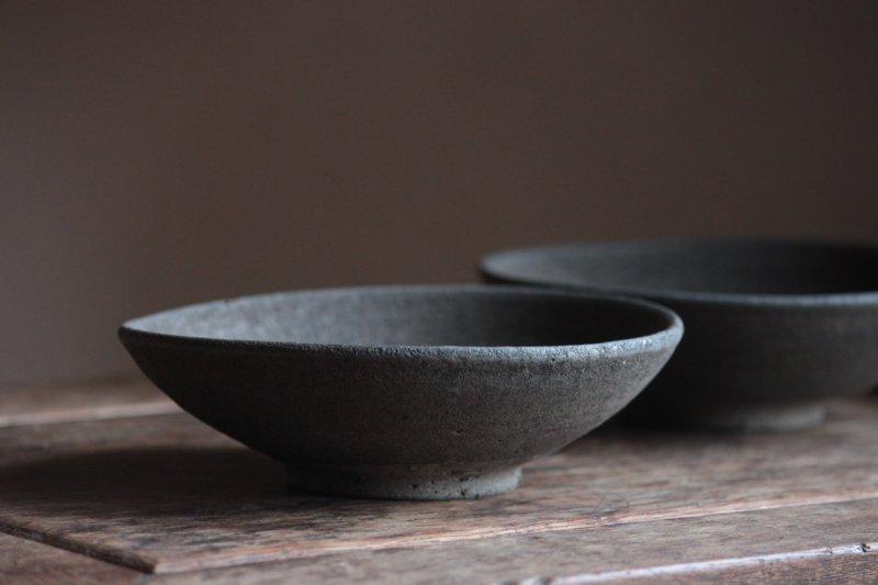 芳賀龍一 黒平鉢