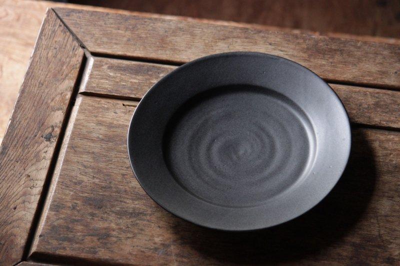 佐々木恒子 リムプレート Φ23 黒