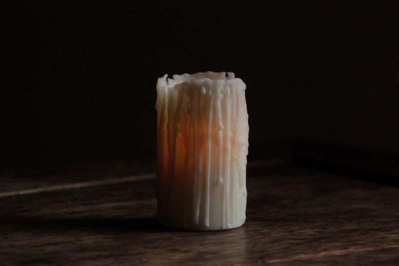 ソイワックスキャンドルS-fluid