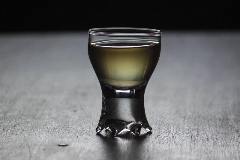 杉山洋二 六ッ足グラス2
