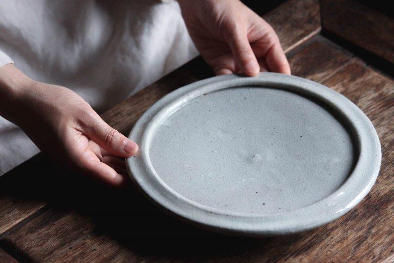 成井窯 平皿(7寸程度) 01