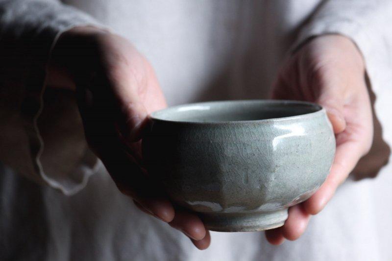 成井窯 面取り小鉢 01