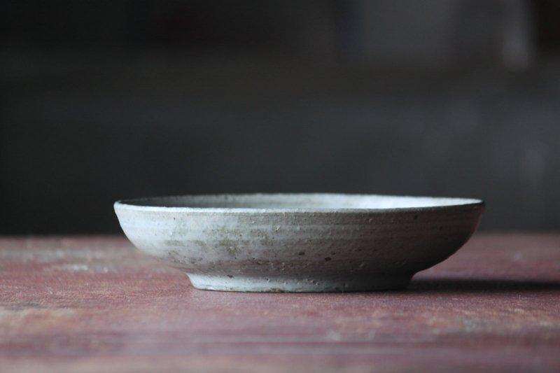 田鶴濱守人 山砂釉8寸鉢