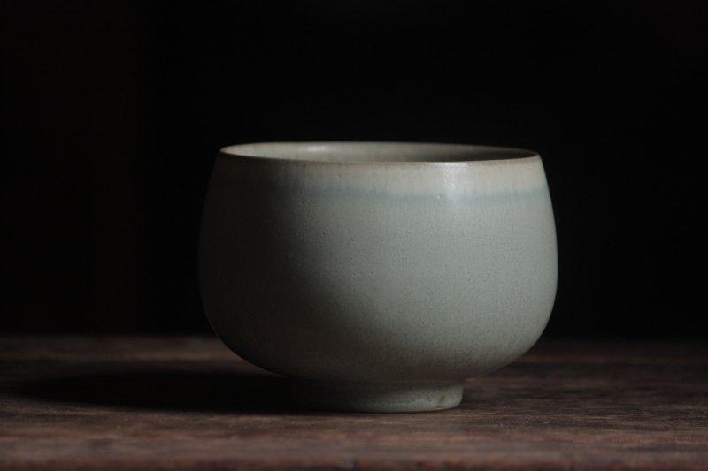 生形由香 色釉碗-05