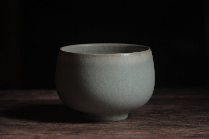 生形由香 色釉碗-07