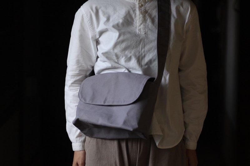 CANO postman bag_Gray
