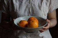 八田亨 三島手8寸鉢