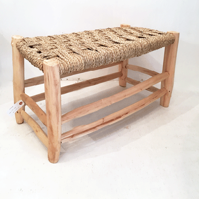 Wood Stool LL