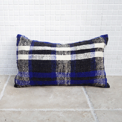 Berber textile cushion 001