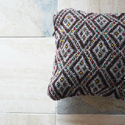 Old Kilim cushion 049