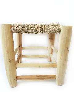 Wood Stool M