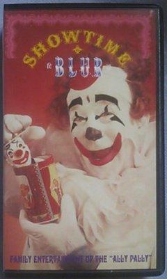 ショウタイム [VHS] / ブラー(BLUR) ライブビデオ