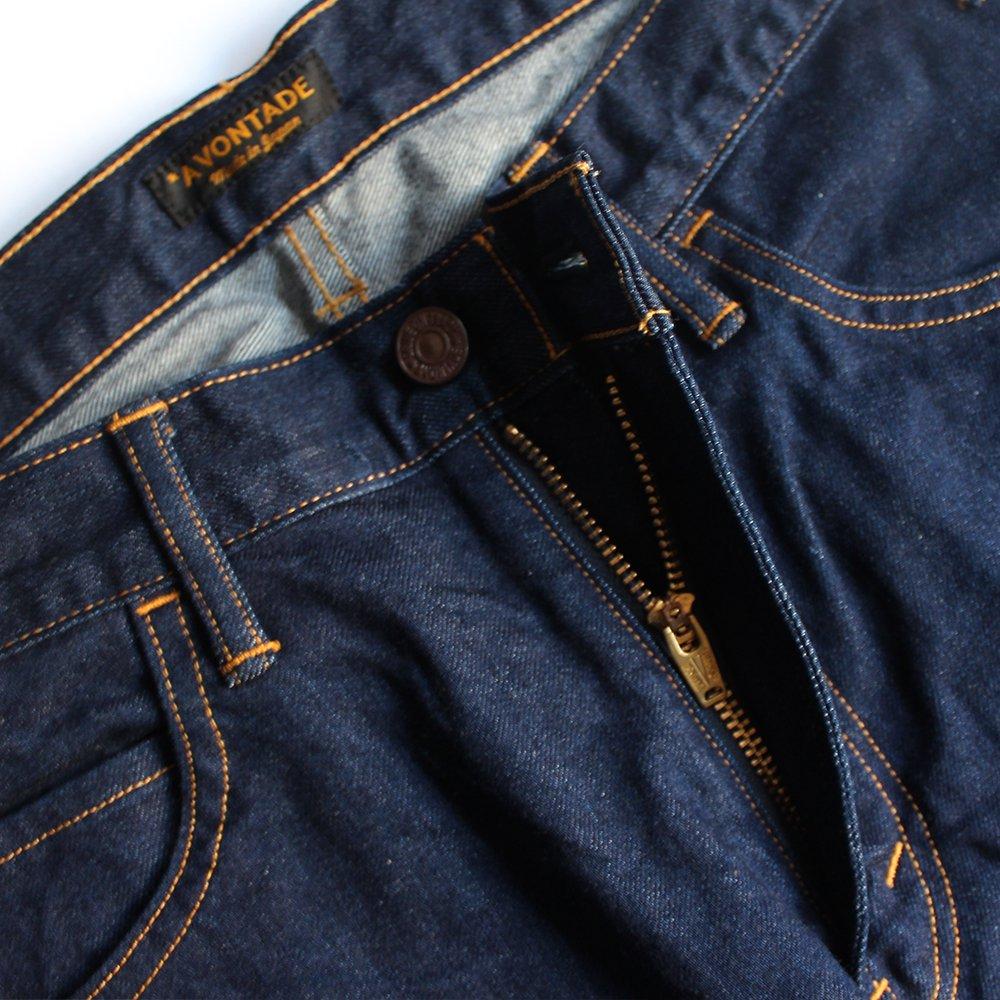 bd732971292a 5Pocket Jeans -Super Slim Fit- - Bricklayer *A vontade アボンタージ ...