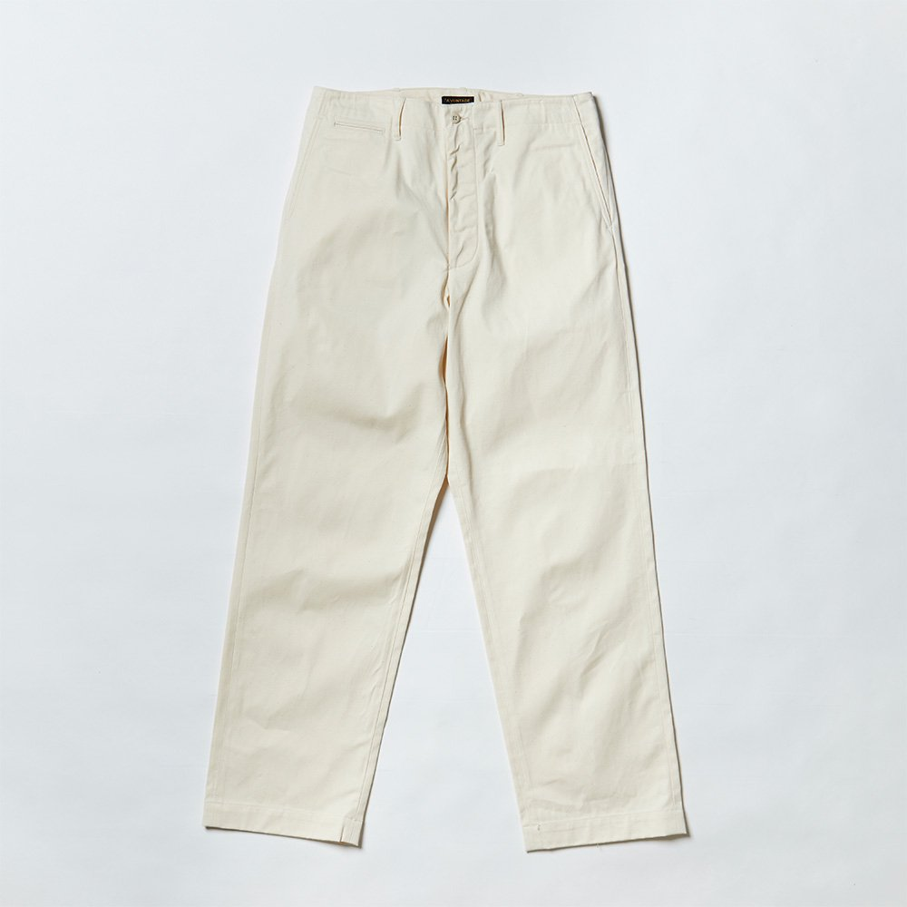 Type 45 Chino Trousers -Wide Fit -