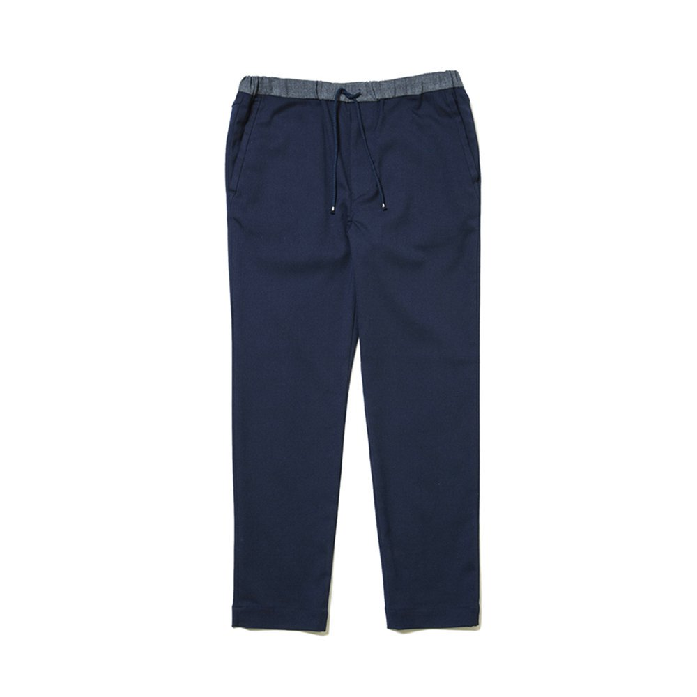 Slim Easy Slacks-T/R Stretch Serge-
