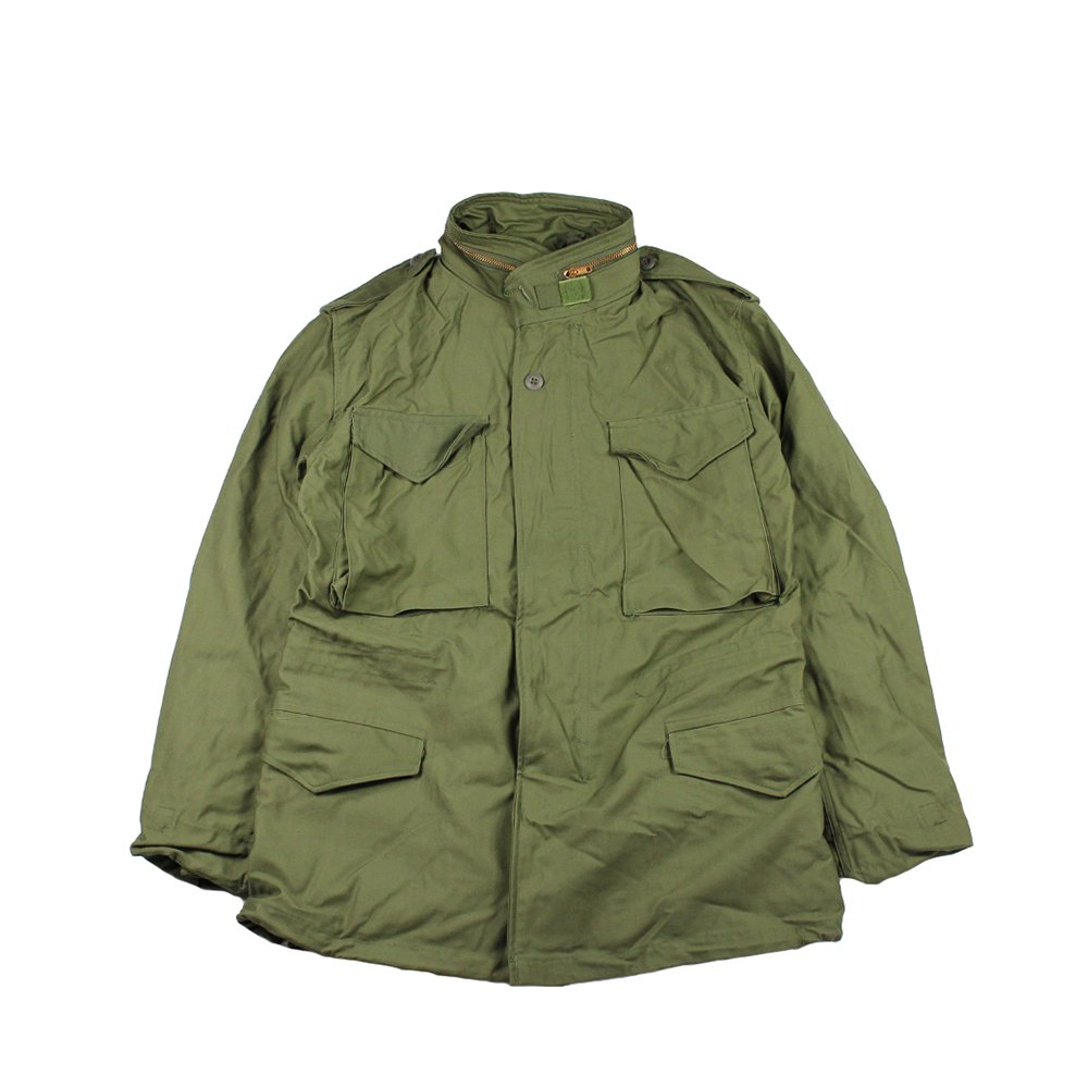 US ARMY M-65 Field Jacket -1976 Years Made Dead Stock-