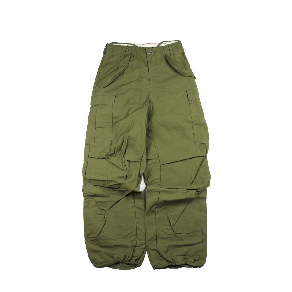 US ARMY M65 Field Pants -1976 Years Made Dead Stock-