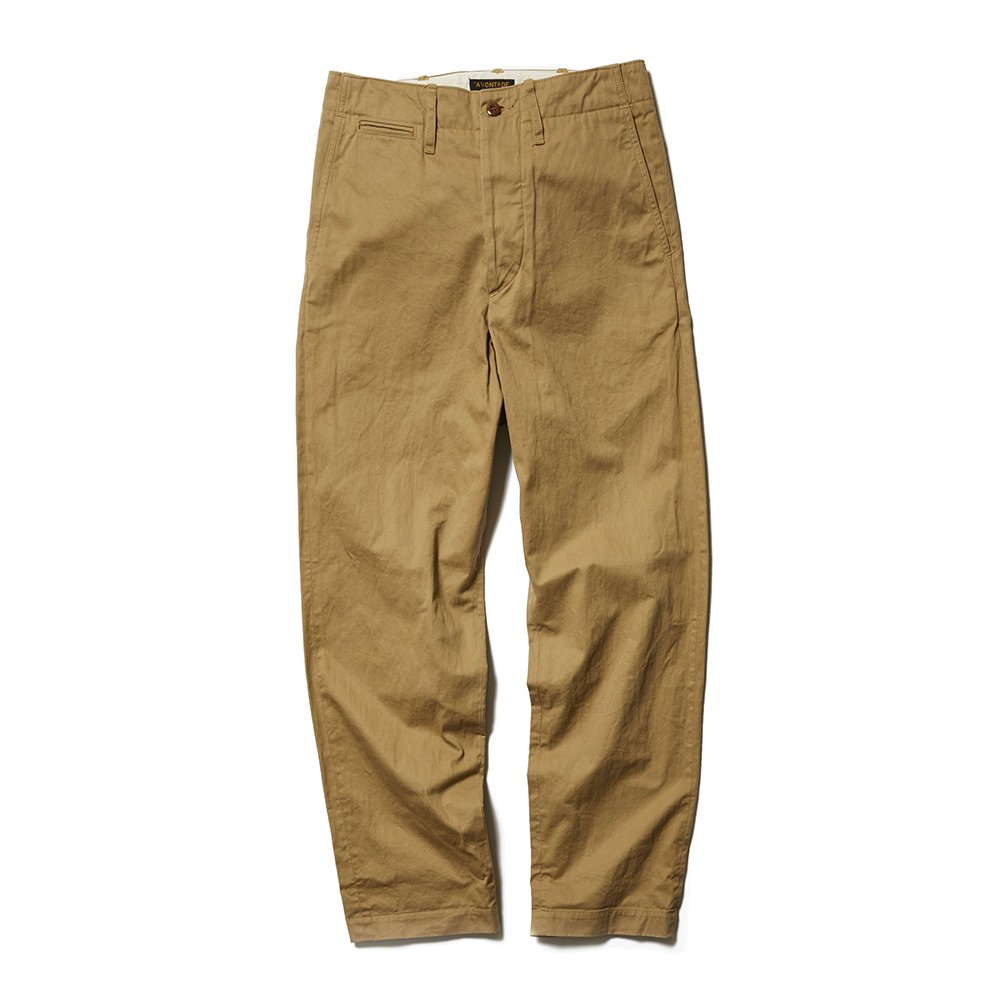 Type 45 Chino Trousers -Wide Fit - 【Lady's】