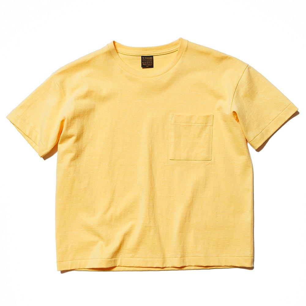 14/- Tube Pocket T-Shirt