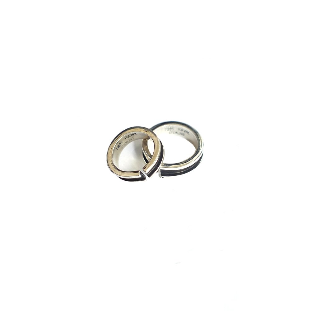 Tom Hawk -Open End Ring-