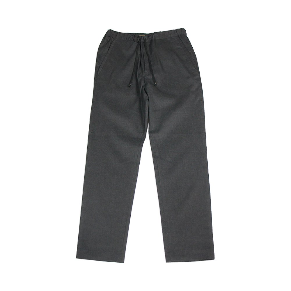 Slim Easy Slacks-Linen T/R Stretch-