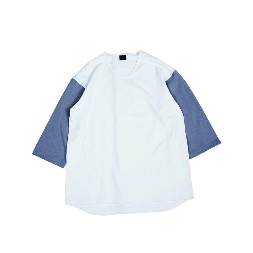 3/4 Sleeve U-Neck T-Shirts