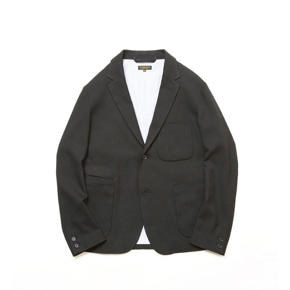 Lounge Jacket -T/R Stretch Serge-