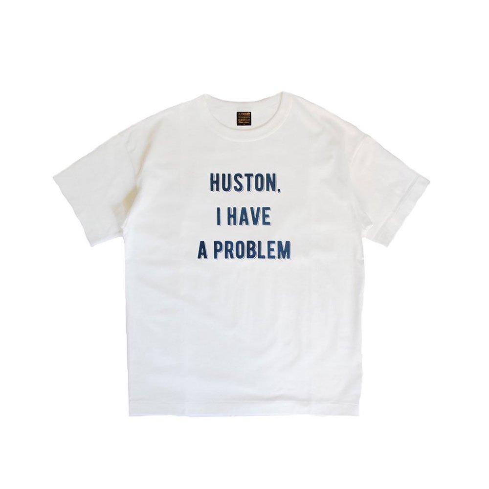6.5oz Silket Print T-Shirts(HUSTON)