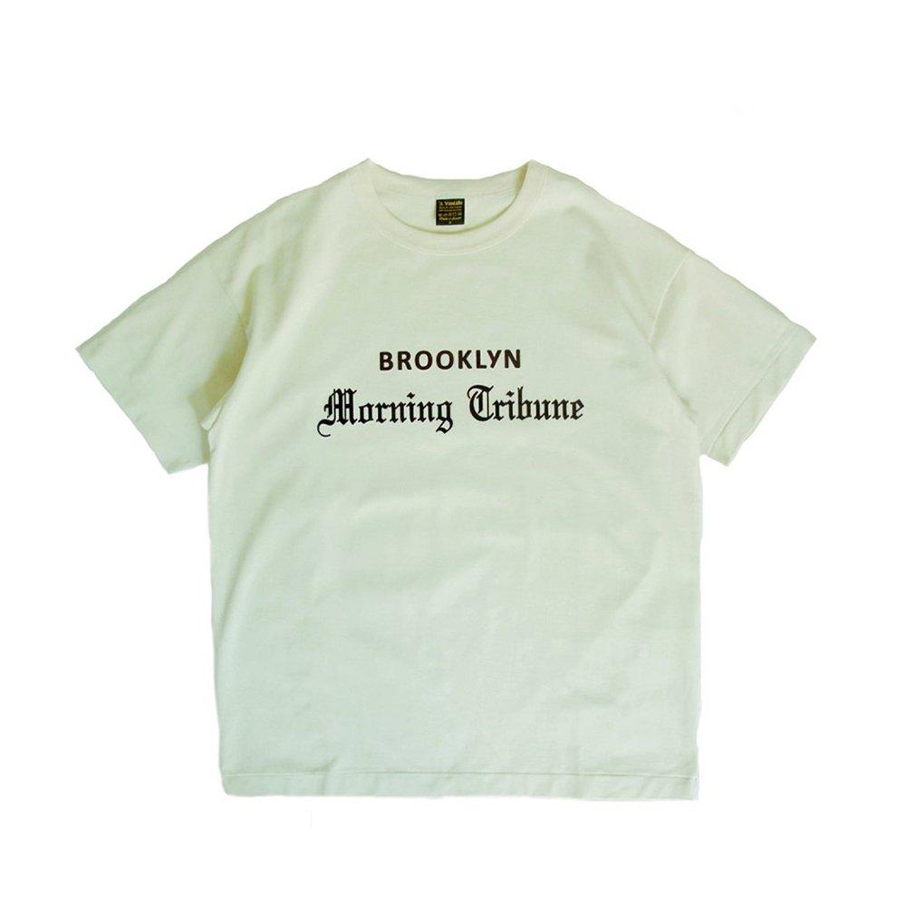 6.5oz Silket Print T-Shirts(BROOKLYN)