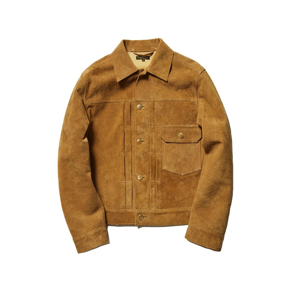 Type I Jacket - Suede -