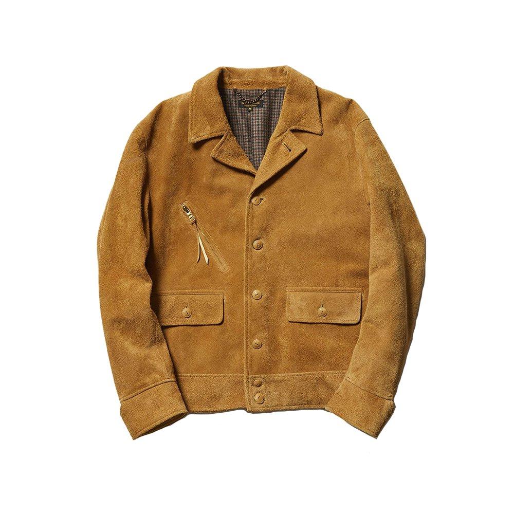 Sport Jacket - Suede -