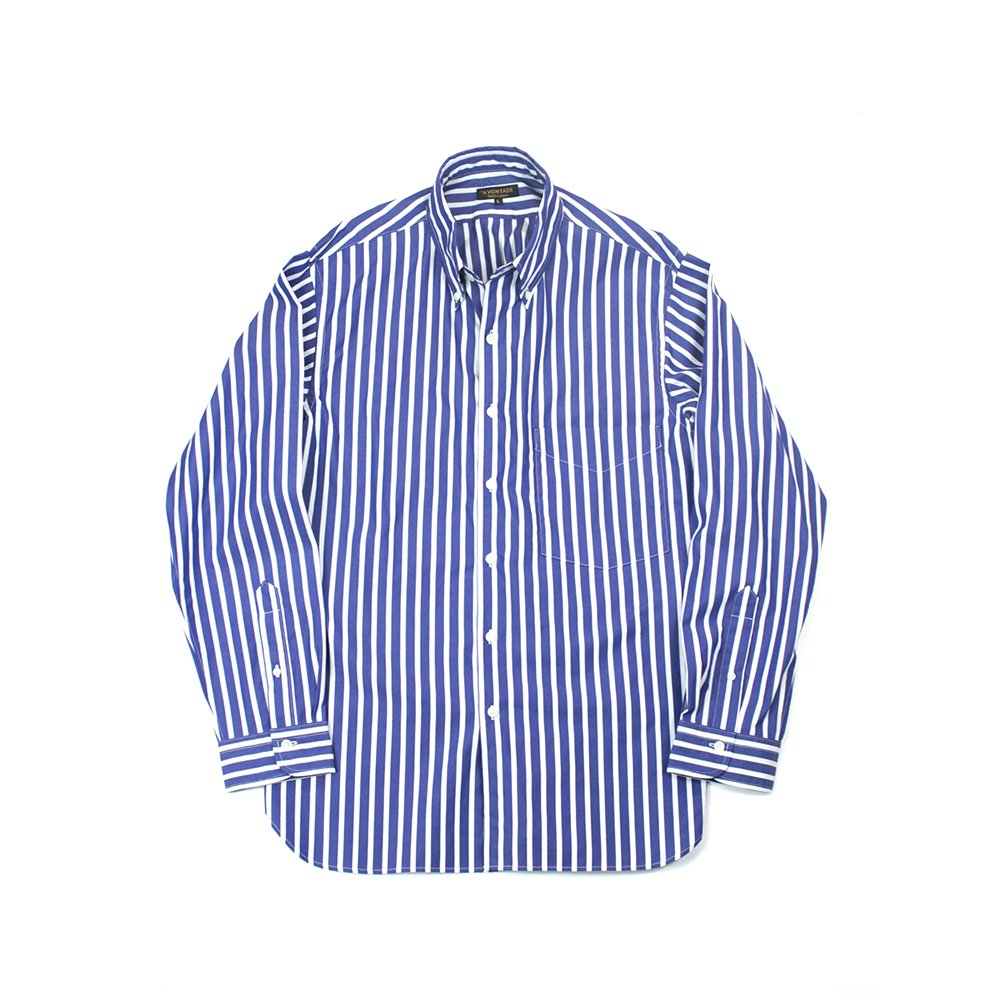 Weekend B.D Shirts -Highcount Poplin-