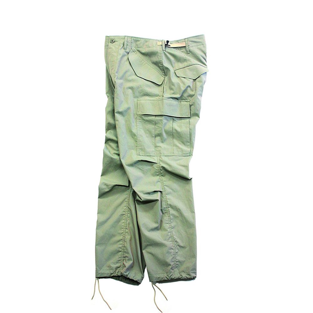 M-51 Trousers -Modify- Yarn Dyed Ripstop-