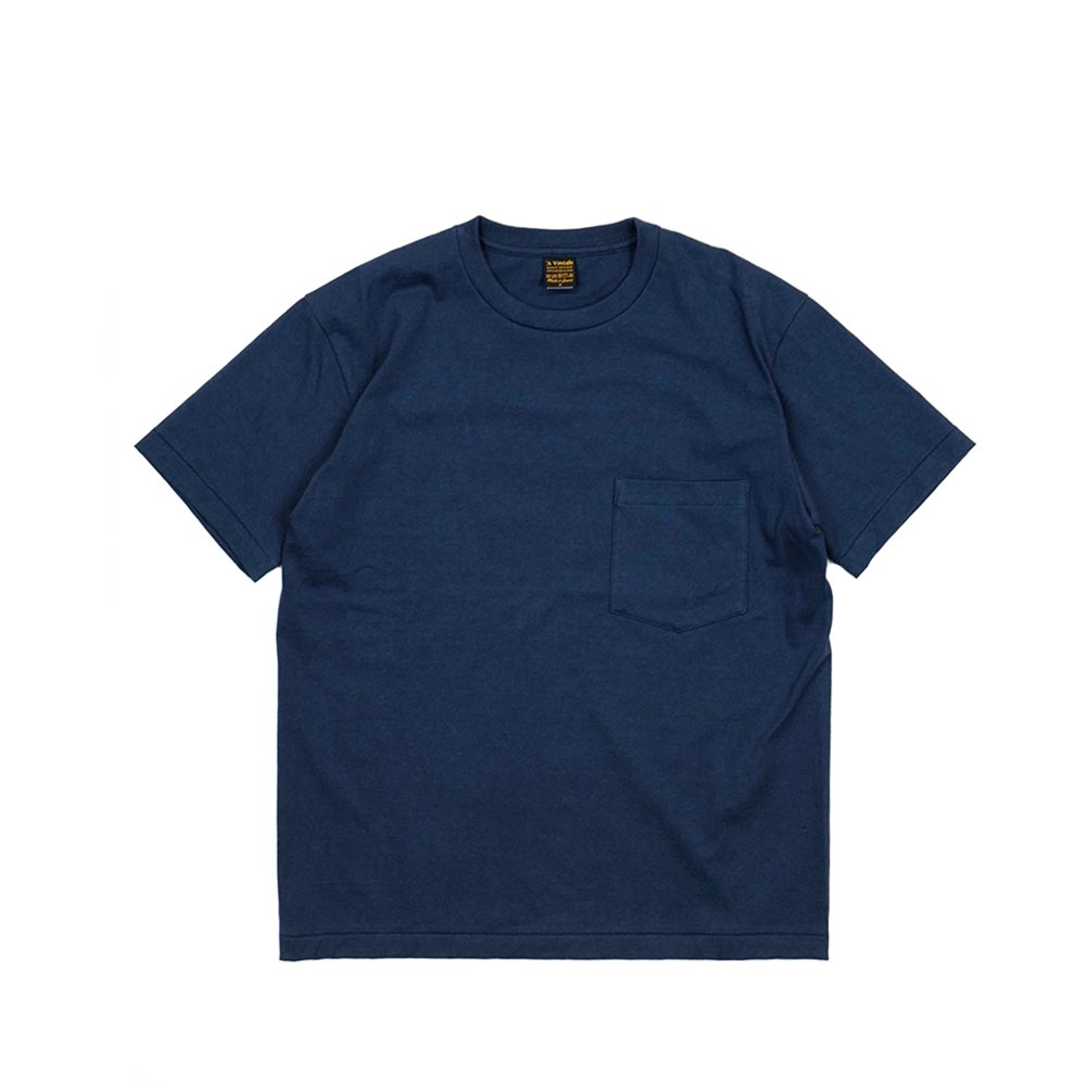 7.5oz Tube Pocket S/S T-Shirts