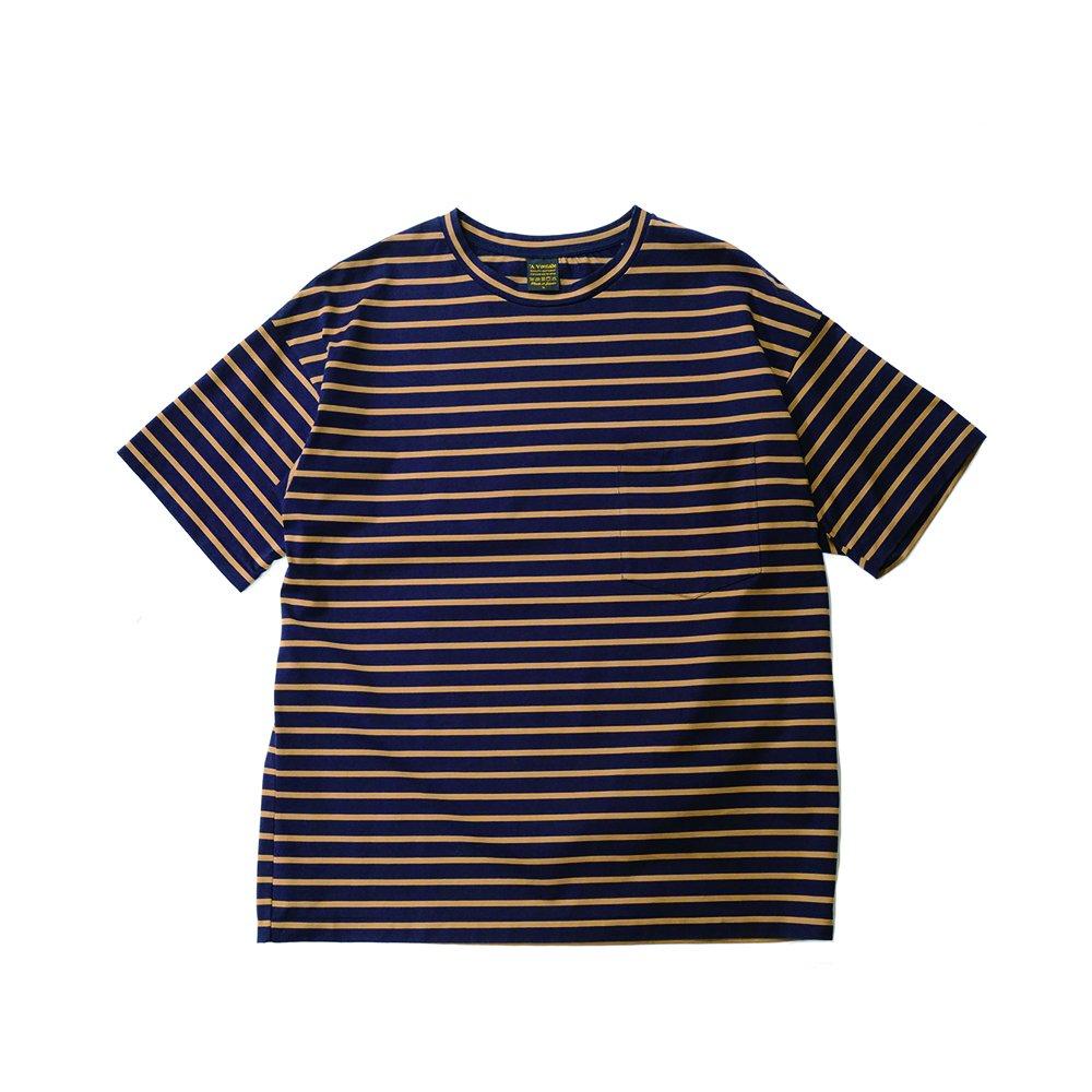 Border T-Shirts S/S
