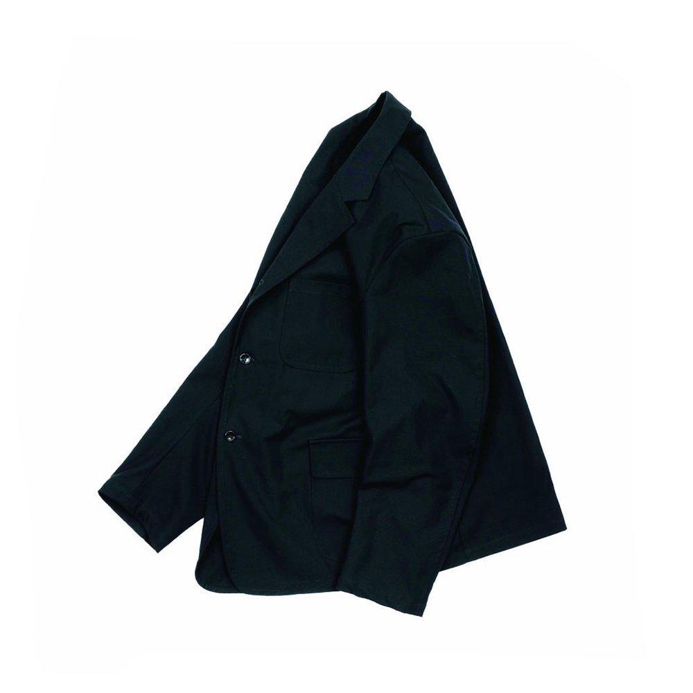 Lax Sack Jacket -20/2 Hard Twist Yarn Oxford-