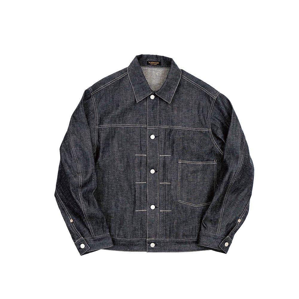 WW2 Denim Jacket -11.5oz Selvdge Denim-