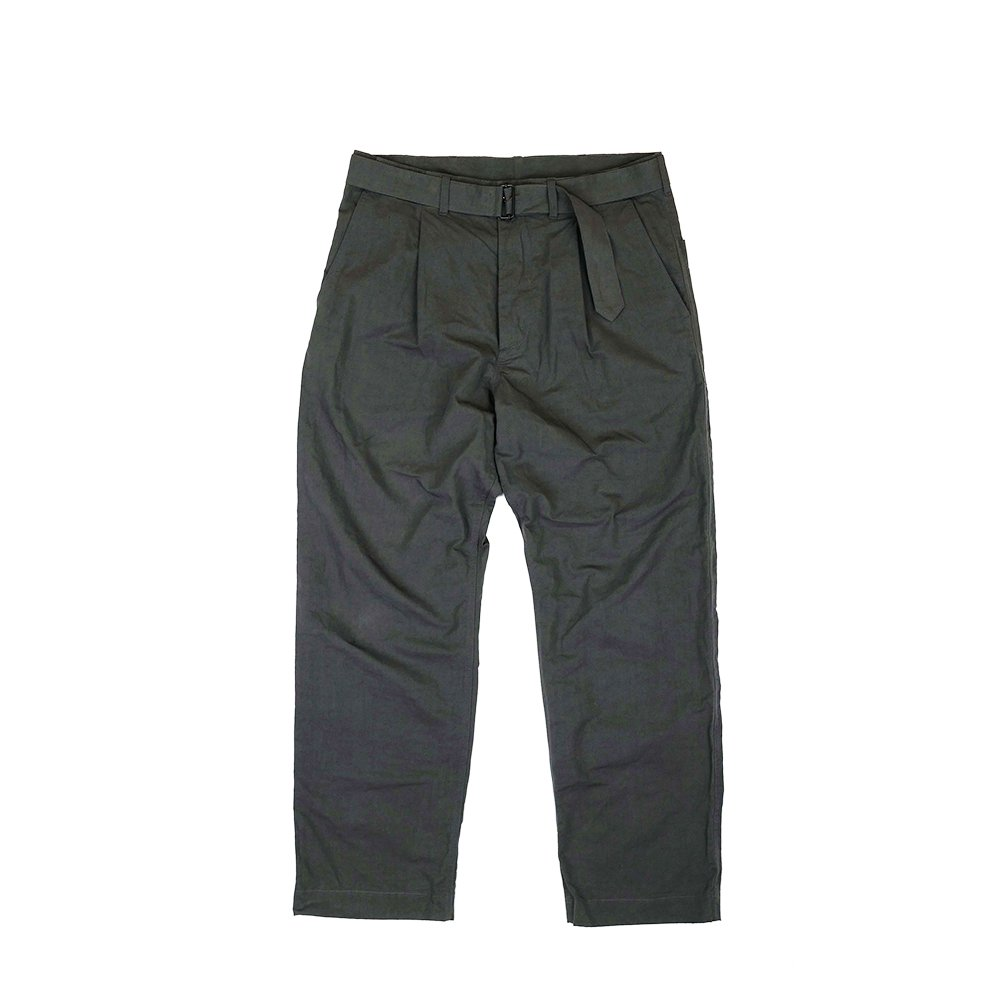 Mil. Cookman Trousers � W/Belt -Cotton/Linen Weather-