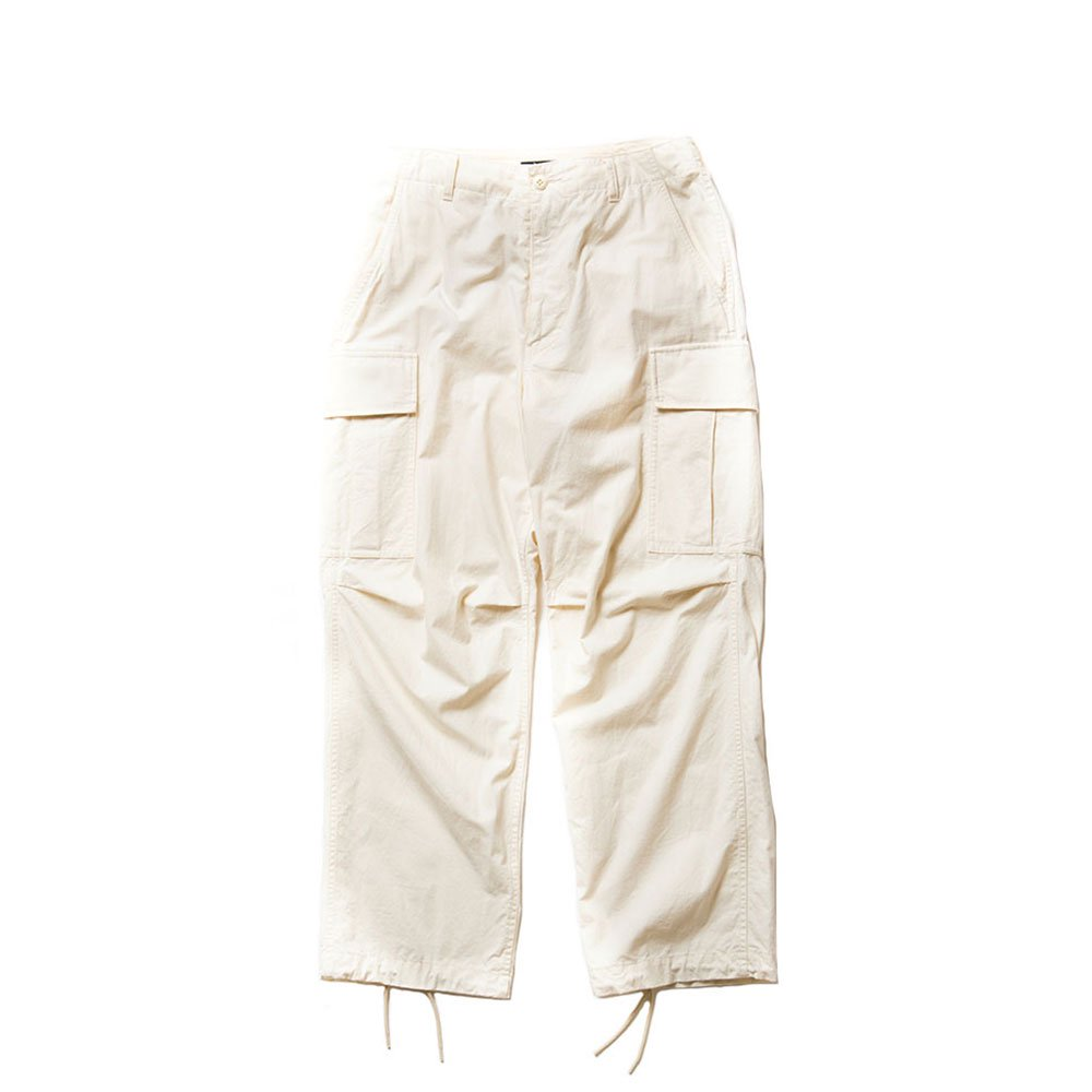 Jungle Fatigue Trousers -Army Ripstop-